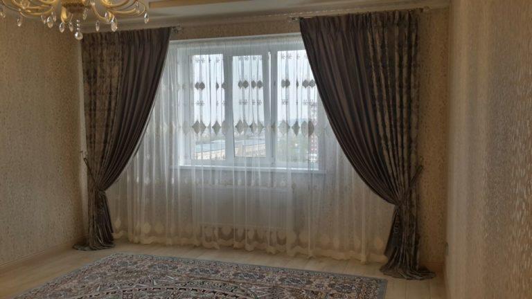 шторы для гостиной дизайнер