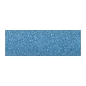 Жалюзи голубой металлик