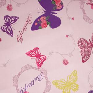 роллшторы с бабочками, для принцессы