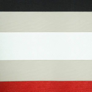 ролл-шторы полосатые разноцветные