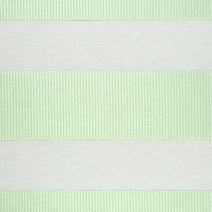 зебра ролл штора салатовая