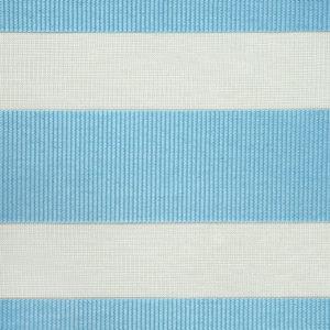 ролл штора зебра голубая