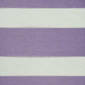 ролл штора день ночь фиолетовая