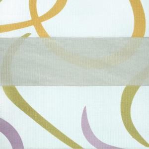 абстактные рулонные шторы зебра