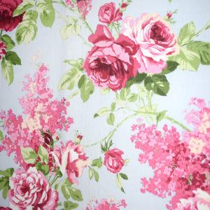 красивые шторы с цветами