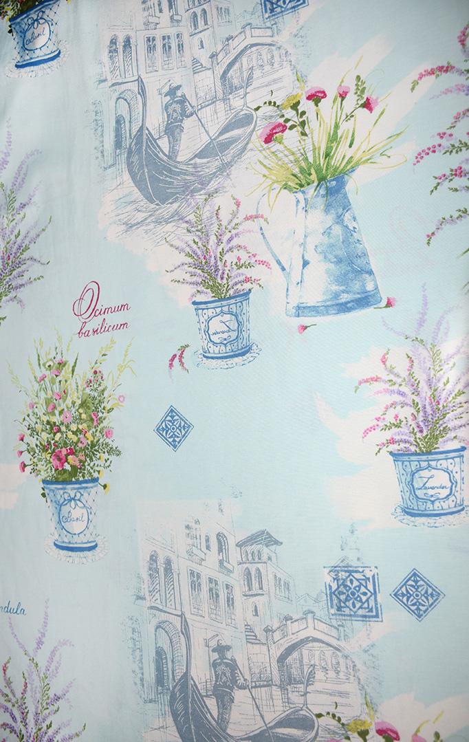 красивые шторы в стиле венеция