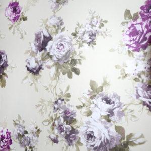 шторы с розами