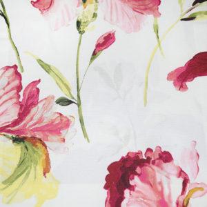 портьеры с цветами