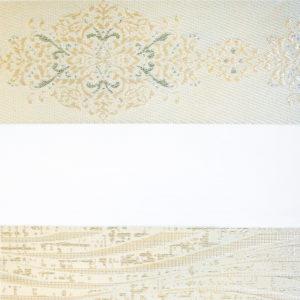Ролл шторы с серебром зебра