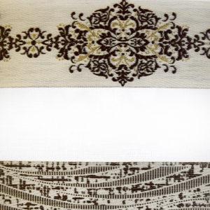 Стильные ролл шторы с рисунком