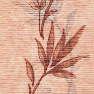 Жалюзи с рисунком листья вертикальные тканевые. Арт. 1610