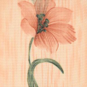 Жалюзи с цветами вертикальные тканевые. Арт. 1702