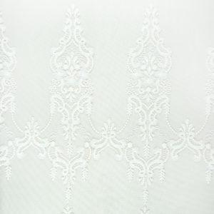 Белый Тюль. Сетка. Арт. 25034-870