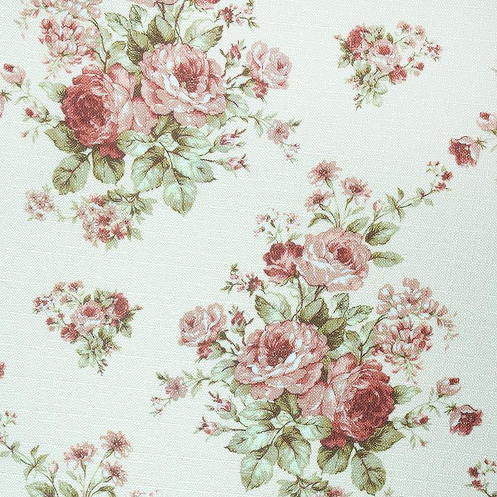 Портьеры. Лен. Арт.DG9222-v16F с красивыми розами