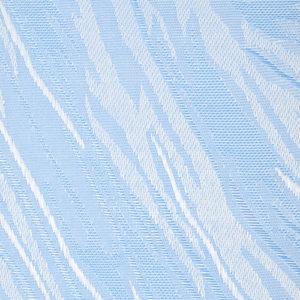 голубые жалюзи вертикальные