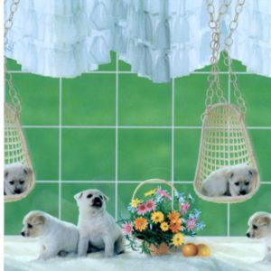 ролл шторы детские фото щеночки
