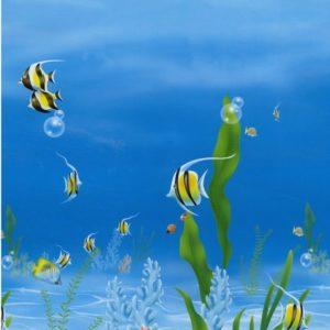 ролл шторы фото подводный мир