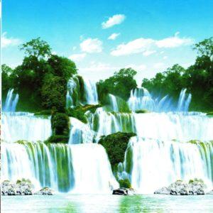 ролл шторы фото водопады