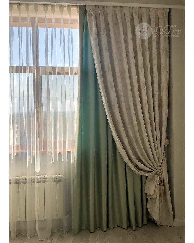 Заказать шторы онлайн в Алматы