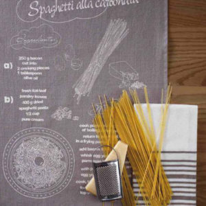 Полотенце кухонное Pavia SPAGHETTI