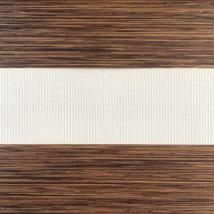 Ролл-шторы Зебра (день-ночь) Арт. Bamboo V-28