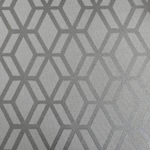 ролл-шторы с серебристым узором