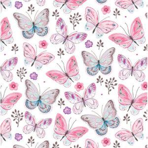ролл шторы бабочки